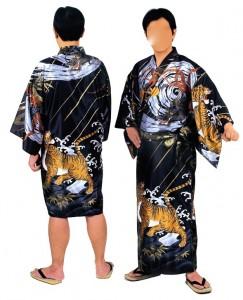 L'habit traditionnel Japonais kimono-243x300